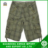 Casual Sport (P-1702)를 위한 100%Cotton Men Cargo Short Pants