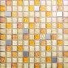 Мозаика конструкции способа стеклянная с металлом для украшения 2016 домов
