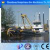 中国300cbmのカッターの吸引の浚渫機の砂の浚渫機