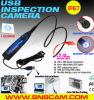 Appareil-photo d'inspection de serpent avec le câble d'USB de 2 mètres (SNS-98AT)