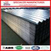 Lamiera sottile d'acciaio ondulata del tetto dello zinco di Dx51d