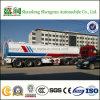 koolstofstaal 3 van 40cbm De Aanhangwagen van de Vrachtwagen van de Tanker van de Brandstof van de As