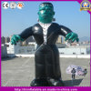 Heißes stehendes Ballon-Modell-aufblasbares Monster für Halloween-Dekoration