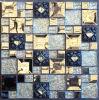Mosaico de cristal de oro del arte de Foshan China (VMW3661)