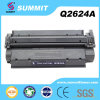 Compatible Laser Toner Cartridge for HP Q2624A (24A)