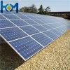 Verre solaire Tempered de picovolte d'arc du rendement élevé 3.2mm pour le panneau solaire