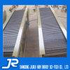 Transporte de correia perfurado conduzido da placa do aço inoxidável corrente industrial