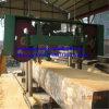 La grande bande de la scie à ruban Mj3000 horizontale a vu pour le découpage en bois dur