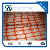 rete fissa di plastica arancione della neve di 48  X50
