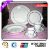 20PCS Ceramic Dinnerware in Round Shape
