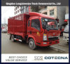 3-5 أطنان شاحنة من النوع الخفيف [سنوتروك] [هووو] خفيفة شحن شاحنة