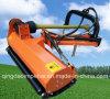 Tractor cortacéspedes del mayal del borde de Hyraulic de 3 puntos