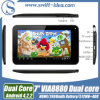 PC 7inch Rk3128 Quad Core 1.3GHz 1GB+8GB Dual Camera Android Tablet с HDMI (PRE735S)