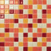 300X300mm Interior Wall Decoration Glass Mosaic (VMG4013)