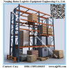 Drive-in d'acciaio Pallet Racking con CE Certificate