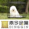 [هفنس] كلب صندوق شحن مع فرجارالتقسيم