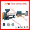 Cónica doble tornillo caliente-corte de PVC de plástico Granulator Hacer Reciclado