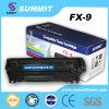 Cartucho de tonalizador do reenchimento dos materiais de consumo da impressão compatível para Canon Fx9/Fx10