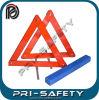 Triángulo del accidente de la seguridad