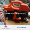 Geomembrane Wedge Welder Machine PVC HDPE Gun à souder