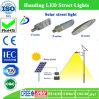 120W LED 가로등 정착물 태양 LED 가로등 가격