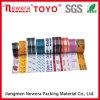 cinta auta-adhesivo superior de 48mmx45mic BOPP con insignia
