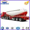3 Eixos 45cbm Bulker / Bulk Cimento / Pó Transporte Petroleiro / Caminhão-tanque Semi-reboque