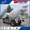 3m3/4m3 Rhd Mini Concrete Truck Mixer с Righthand Drive