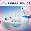 Vasca da bagno d'angolo di massaggio (AT-0730)