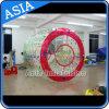 Haute Qualité Couleurs points d'eau gonflable Roller Ball pour de gros