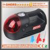 De auto Compressor van de Lucht met het Lichte, Waarschuwende Licht van het Werk (sh-115)