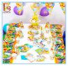 Decorazioni ecologiche della festa di compleanno di tema dei bambini Pooh