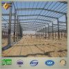 Acero estructural del almacén ligero de la estructura de acero