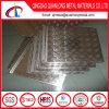 1100 3003 5052 Stuck-flache Platten-Checkered Aluminiumblatt