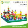 Раздувной парк атракционов скольжения замока игрушки для малышей