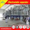 Séparateur électrique à haute tension, sélecteur électrostatique Séparateur élastomère haute tension