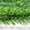 인공적인 담쟁이 잎 담 잔디 산울타리 담을 정원사 노릇을 하는 정원
