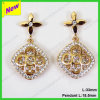 European and American Fine Resin Pendant Earrings Wholesale Jewelry