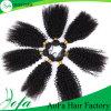 1つの供給の熱い販売法の100%年のバージンの加工されていなく扇情的な毛