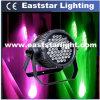 Sale chaud 54PCS* 3W Waterproof DEL PAR Light