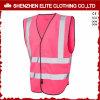 Het weerspiegelende Roze Vest van het Werk van de Slijtage van de Veiligheid Professionele (elthvvi-6)