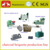 Biomass Wood Charcoal Briquette Production Line