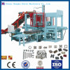Capacity elevado Brick Making Machine Manufature com Qt10-15