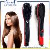 Escova do Straightener do cabelo do pulverizador do vapor da tela do LCD