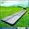 Dwf (doppel-wandiges Gewebe) aufblasbare Gymnastik-Lufttumble-Spur für Verkauf