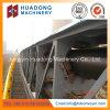 Banda transportadora de la alta calidad usada en la planta de la trituradora, minando