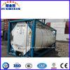 고품질 20feet 24000L LPG 액화천연가스 가스 저장 탱크