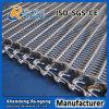 Banda transportadora de la red enrasada modular del fabricante