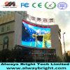 Schermo di visualizzazione impermeabile del LED di pubblicità esterna di RGB P10