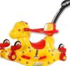 Многофункциональная лошадь Balanceable тряся, автомобиль игрушки младенца тряся лошади баланса, автомобиль качания тряся лошади младенца